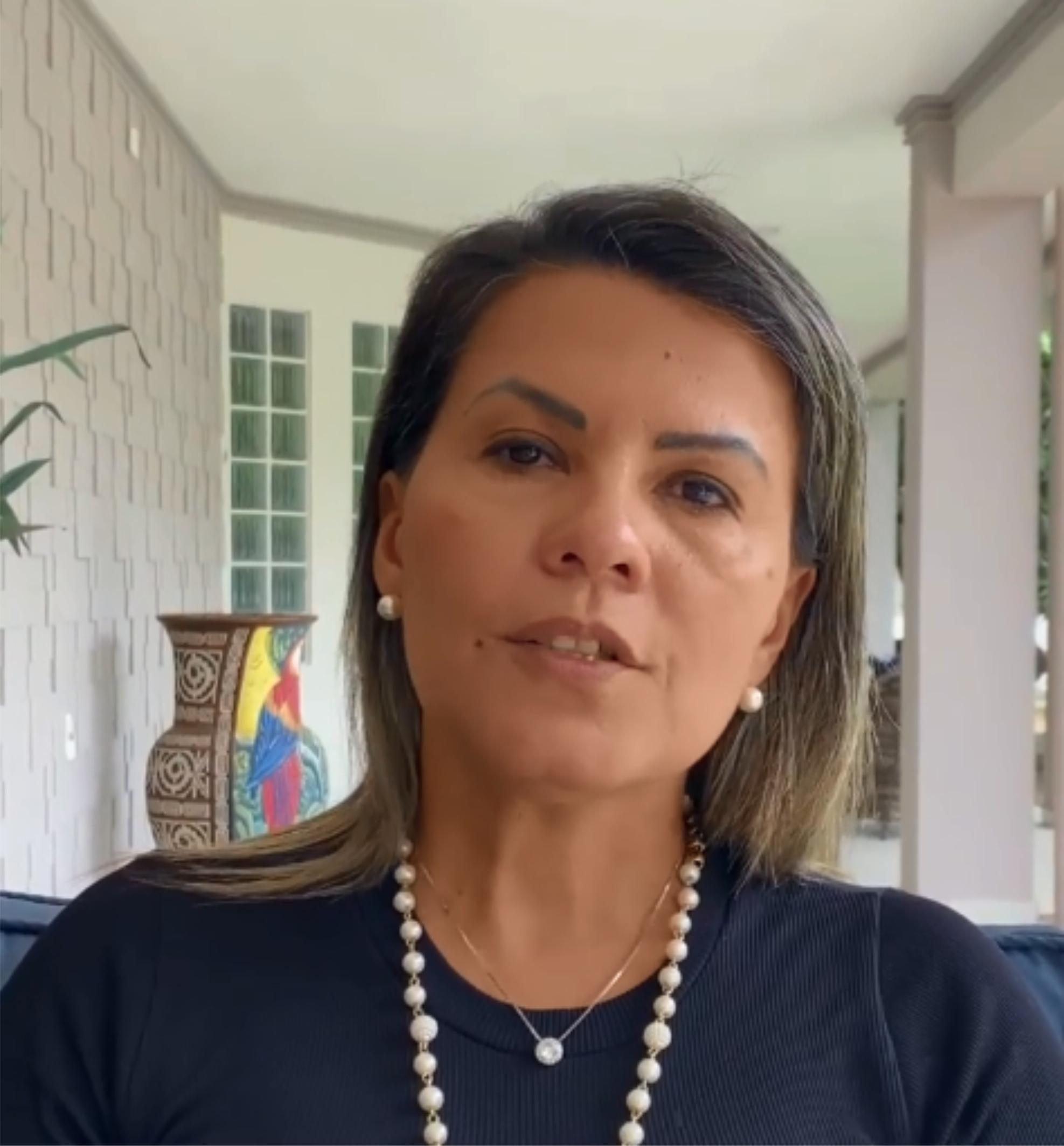 """Dra. Jane Panta pede que paraibanos reforcem medidas de combate a covid-19 durante feriados antecipados: """"Que vocês possam refletir que a vida vale a pena"""""""