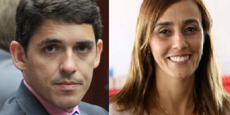 Tovar e Ana Cláudia devem 'travar' disputa por espólio eleitoral de Efraim Filho em 2022 rumo à Câmara Federal